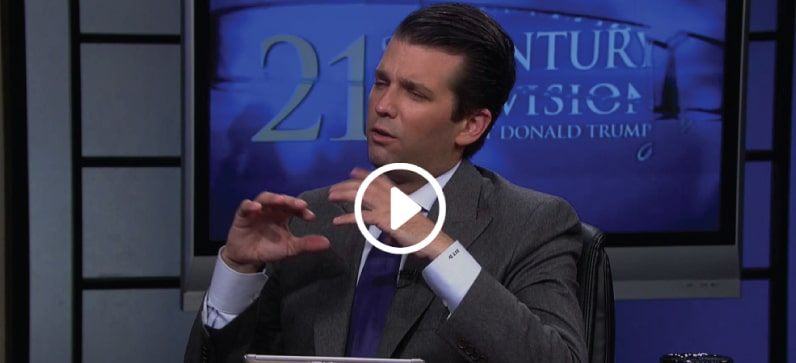 VOXns on Century 21 News Network with Donald Trump Jr.