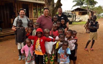 HUMANITARIAN EFFORT IN UGANDA