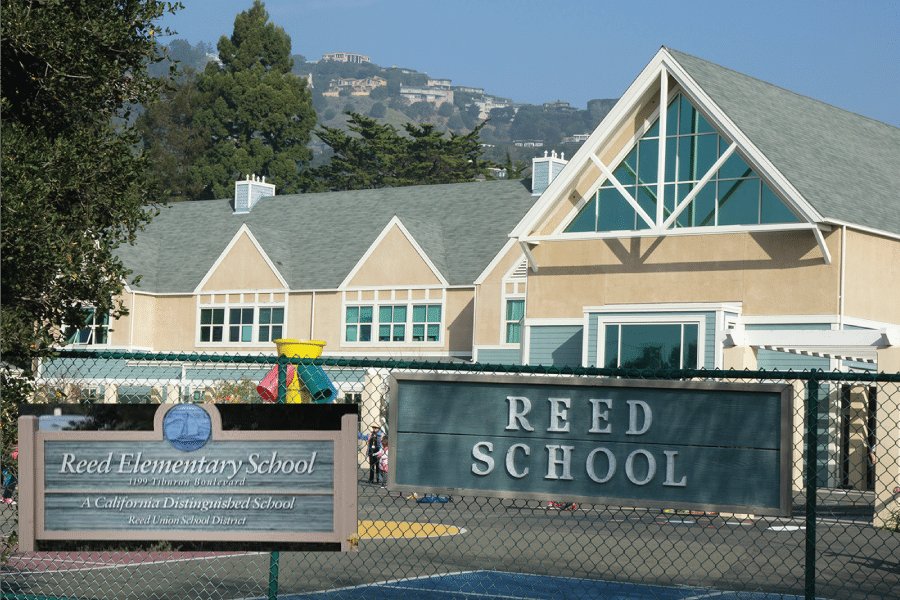 REED ELEMENTRY SCHOOL