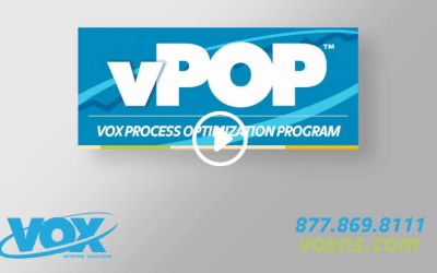 vPOP Business Process Technology Optimization