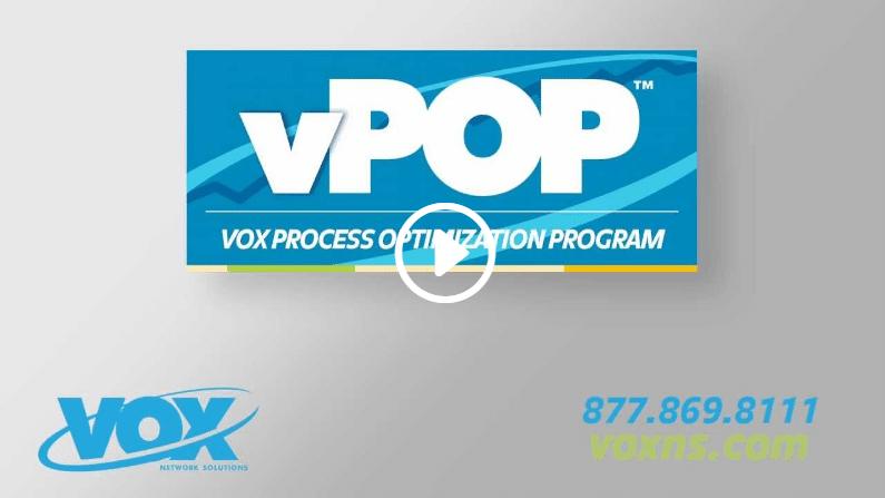 vPOP Business Process Technology Optimization