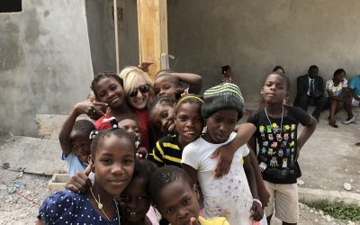 Humanitarian Outreach in Haiti