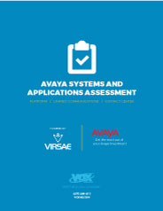 VIRSAE AVAYA SYSTEM AND APPLICATIONS ASSESSMENT