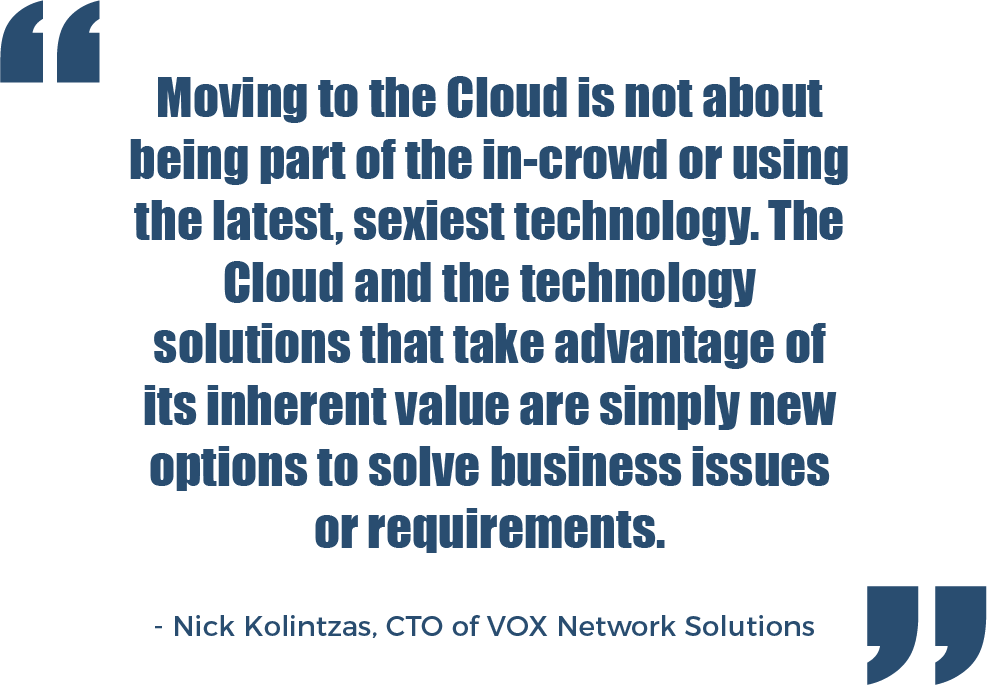 cloud migration quote