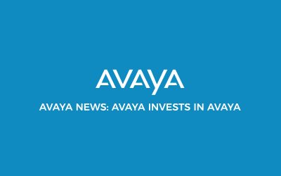 AVAYA NEWS: Avaya Reinvests in Avaya