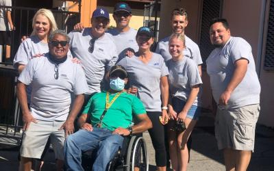 Catholic Charities of Los Angeles, El Santo Nino Community Services Center